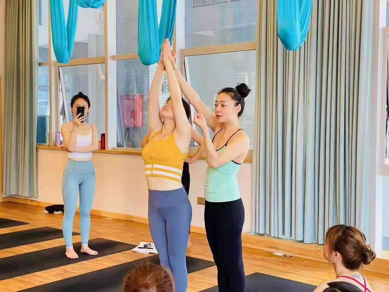 西安瑜伽教练班培训公司教大家怎样能让瑜伽培训课更加有效率