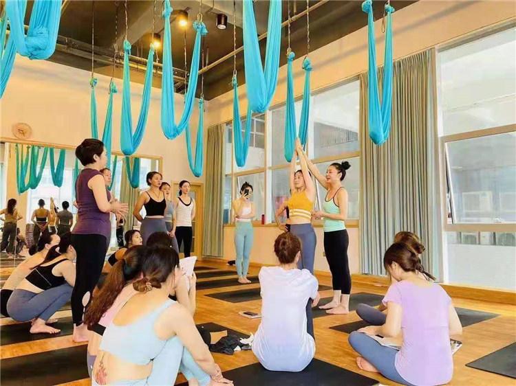 练习瑜伽气息不足该怎么办?西安瑜伽教练班培训公司来分享