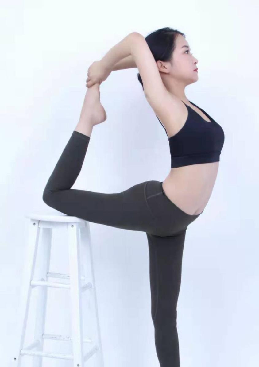 恒合瑞吉瑜伽培训导师--莎莎