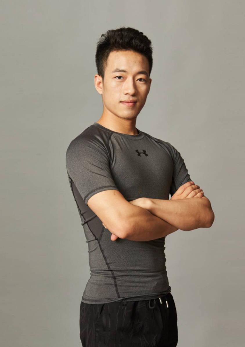恒合瑞吉瑜伽培训导师--胡彬