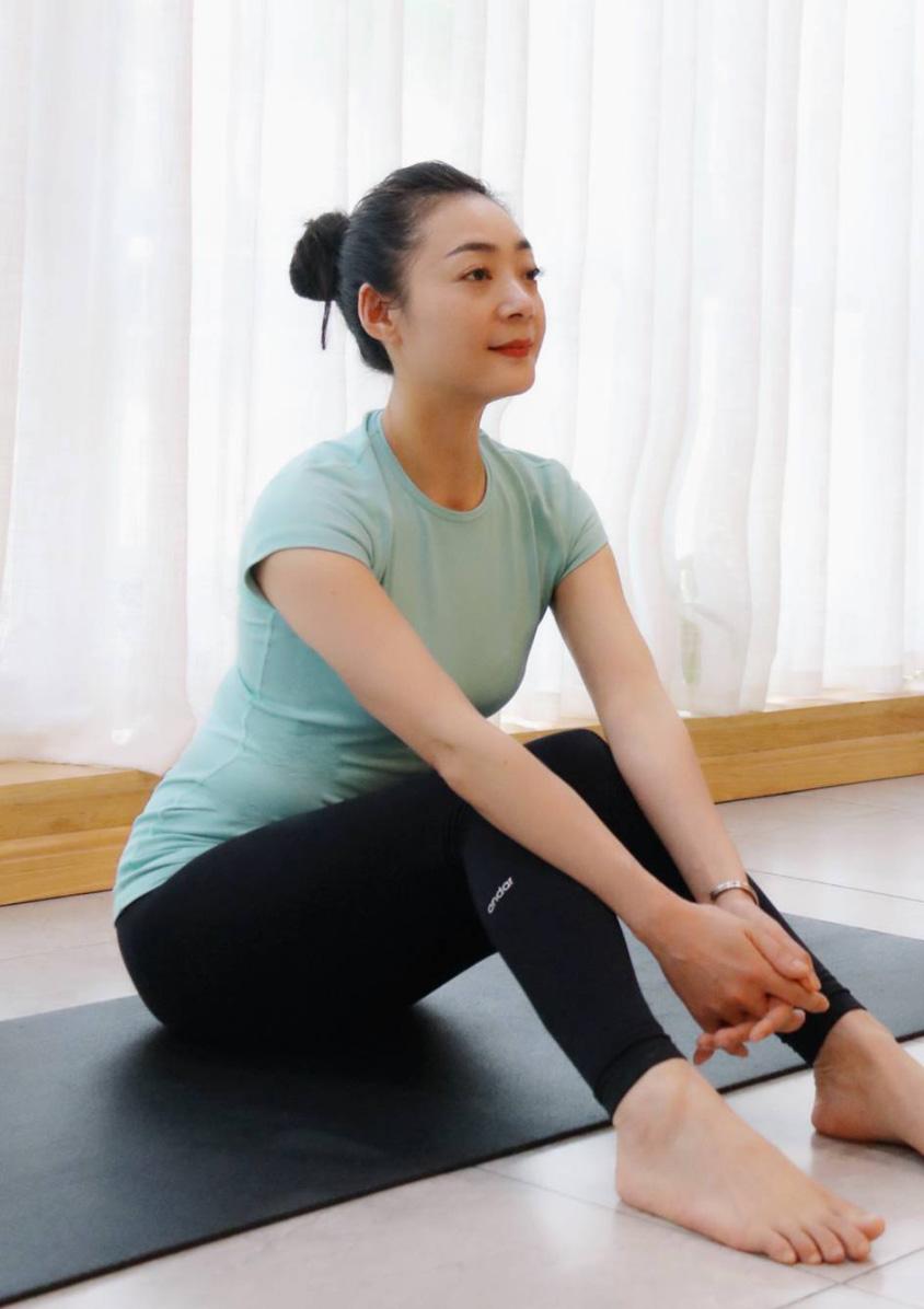 恒合瑞吉瑜伽培训导师--党红