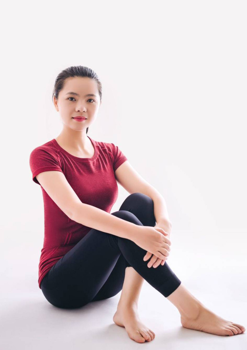 恒合瑞吉瑜伽培训导师--王敏