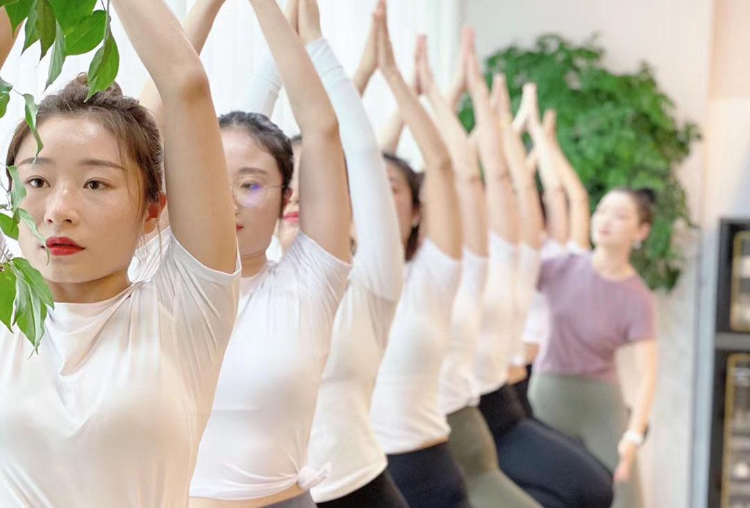恒合瑞吉瑜伽成都校区零基础教练培训班2021.3.24开班