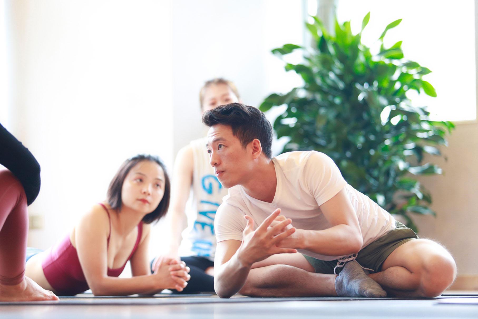 恒合瑞吉瑜伽西安校区2021年3月会员课程表