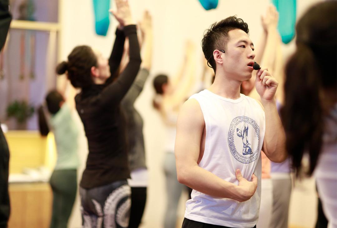 恒合瑞吉瑜伽龙首校区零基础教练培训班2021.7.5开班