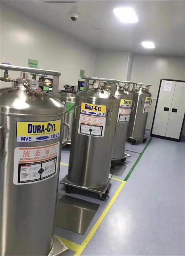 实验室集供气系统