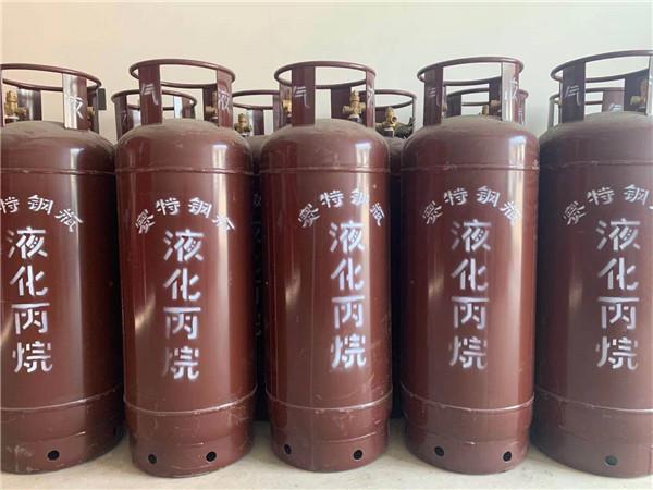 商洛液化丙烷
