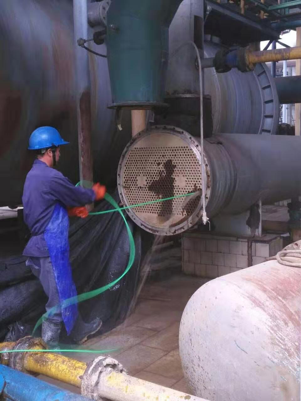 铜川高压水射流清洗施工