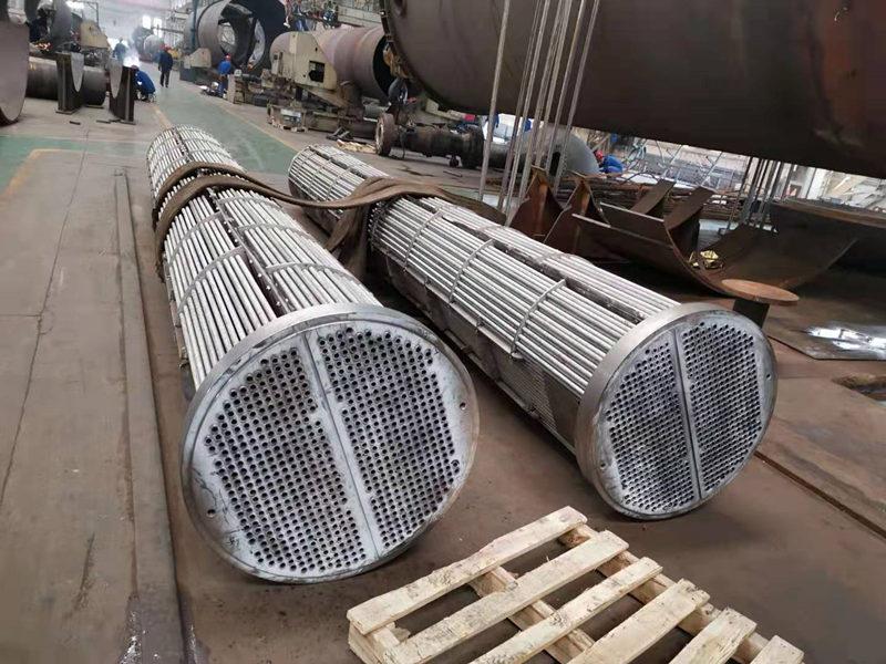 这就是不锈钢换热管的除锈和防腐的处理方法,快跟陕西除锈防腐处理公司来看看