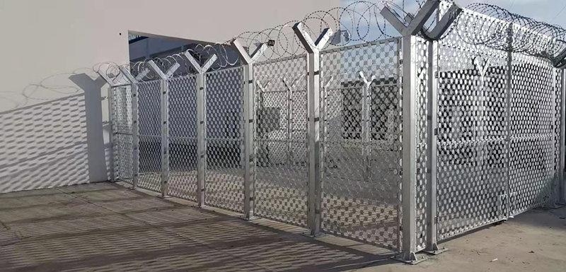 陕西监狱升降柱价格