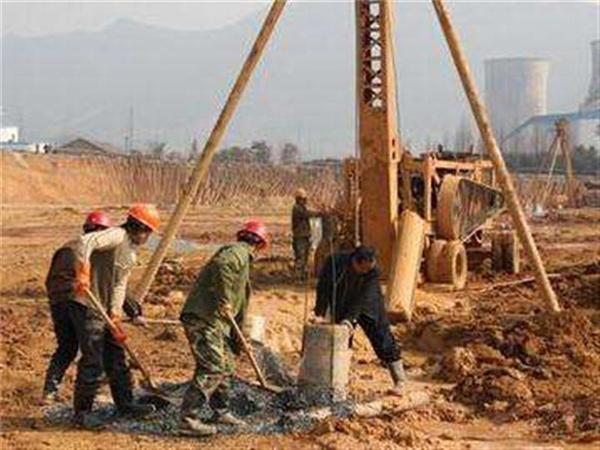 河南凿井工程