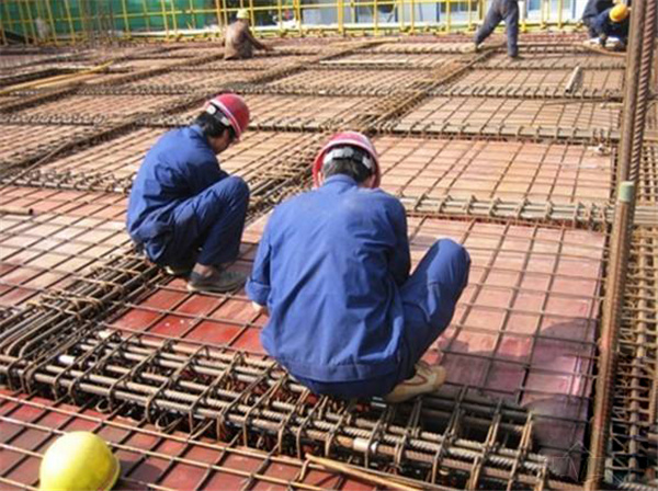 河南地基基础工程施工过程