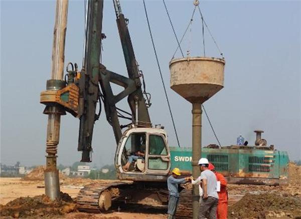川地岩土基础工程设备展示