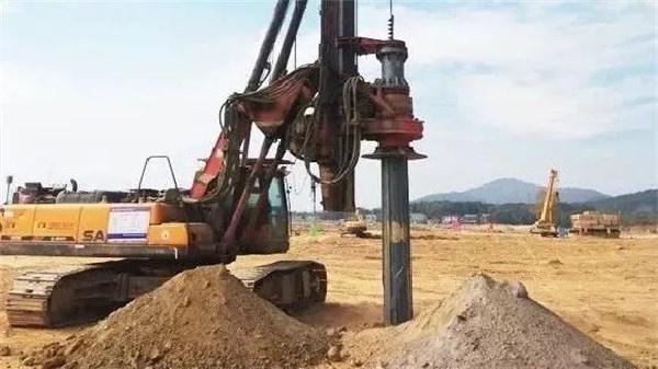 河南桩基工程