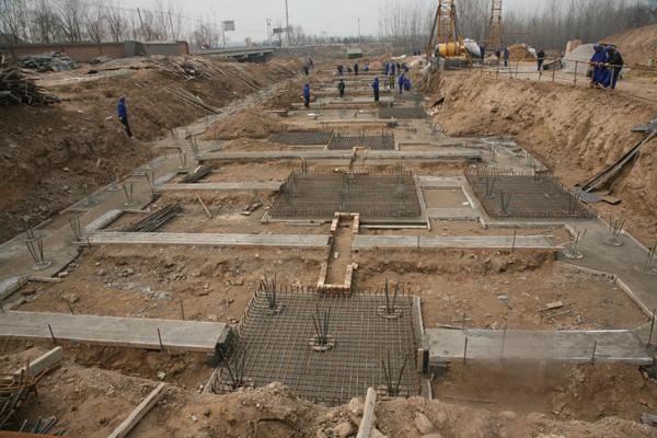 地基基础施工队