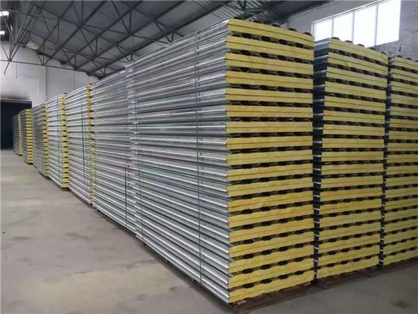 岩棉复合板外墙保温的施工步骤和方法