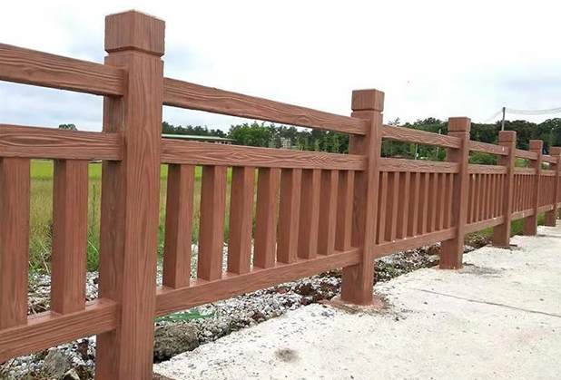 西昌仿木栏杆