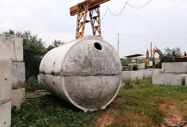 西昌混凝土化粪池厂家