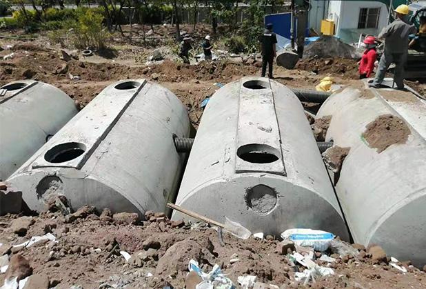 关于西昌混凝土化粪池施工要点,你得知道