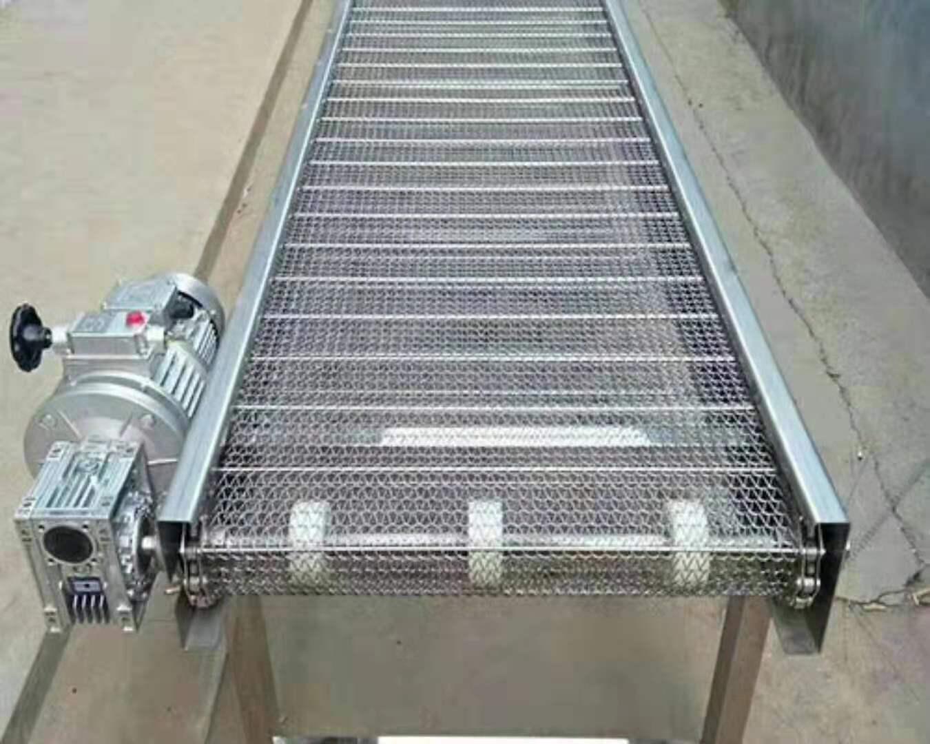 网带输送线-不锈钢输送带相关的知识?