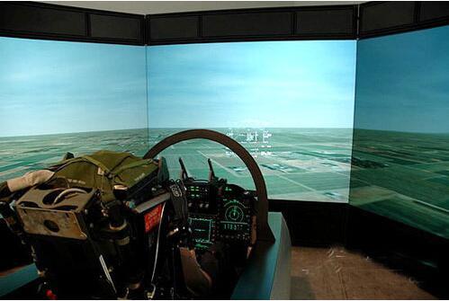 翔辉机电向你讲解六自由度平台在仿真模拟飞行上的应用都有哪些?