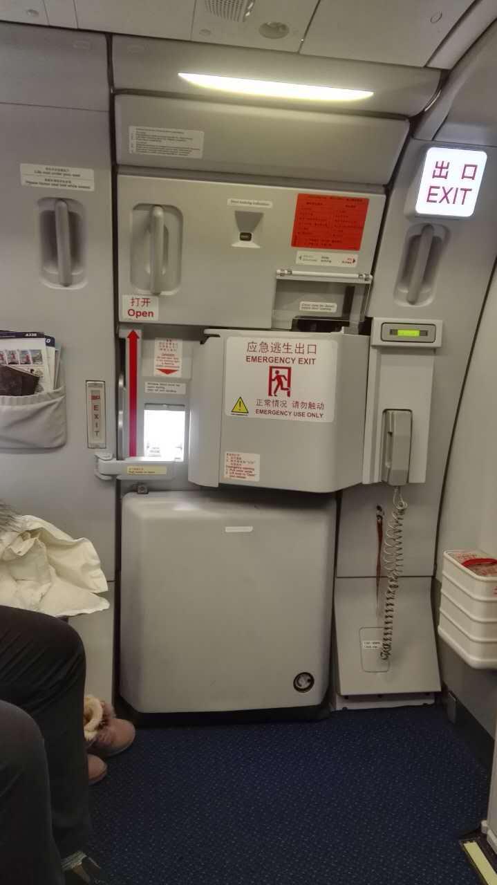 临夏A320空乘模拟舱