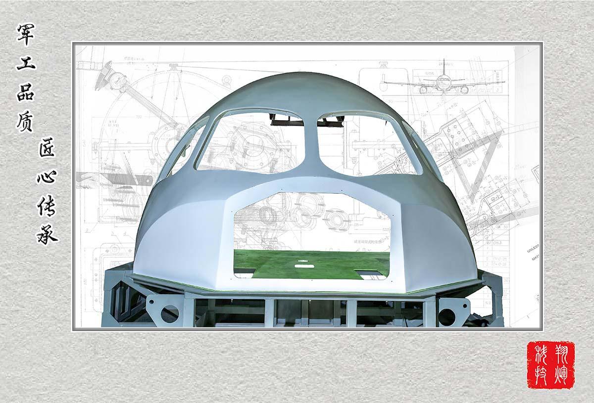 飞行模拟器XH-F005