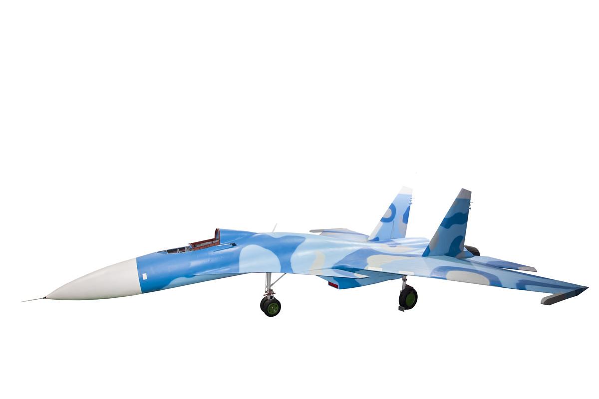 榆林飞机模型-苏-33