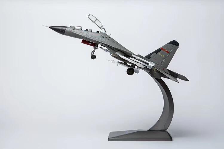 榆林歼15飞机模型