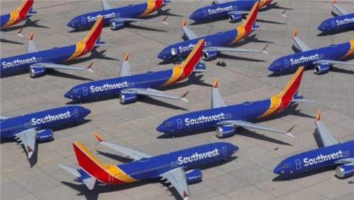 新打击!波音承认737 MAX飞行模拟器存在缺陷