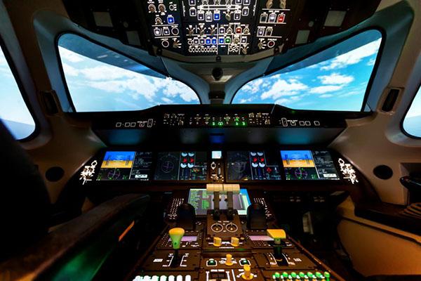 """榆林""""飞翔梦""""航空体验基地"""