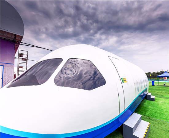临夏A320教学模拟舱