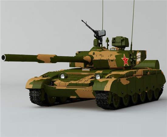 榆林坦克战车模型
