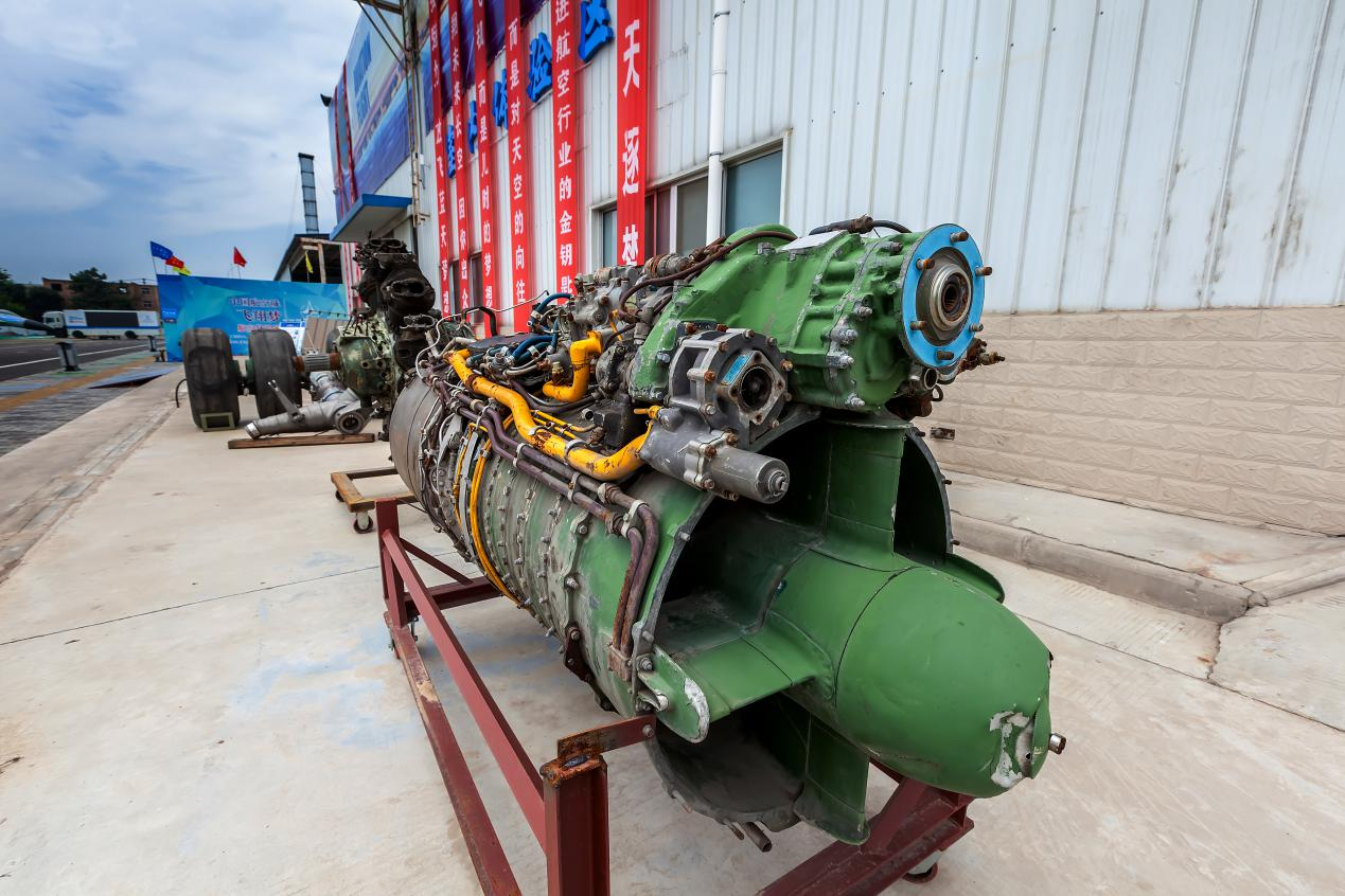 涡喷6发动机