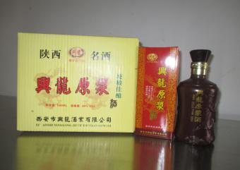 西安原漿酒生產
