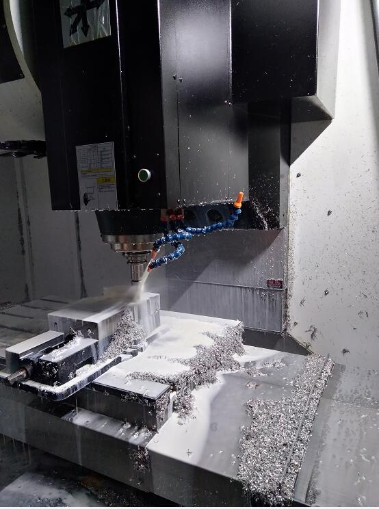 精密CNC加工中心