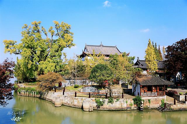 胜大的四川仿古风貌,再现记忆中的嘉兴江南小镇生活,你来过吗?