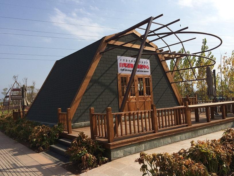成都美墅木结构