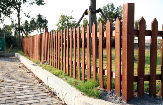 成都仿古风貌-栏杆栅栏