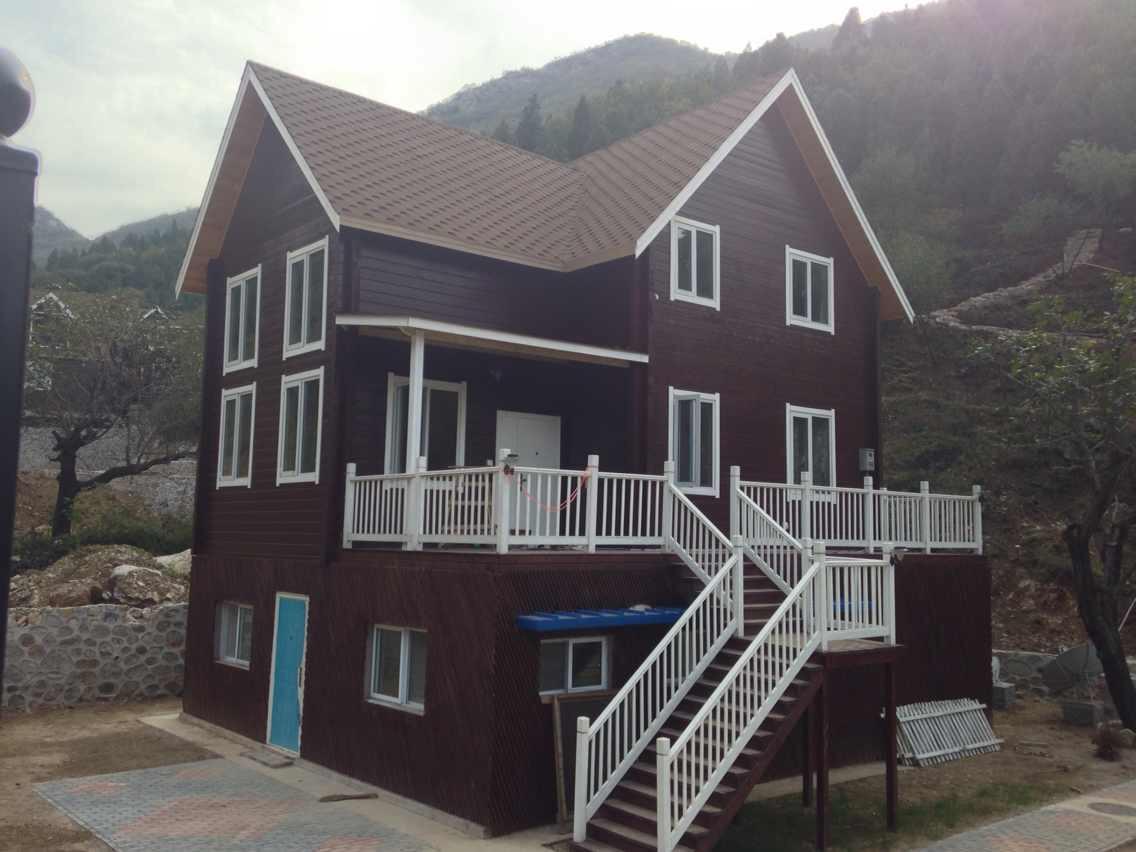 成都木结构房屋公司企业相册