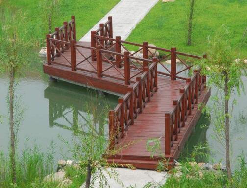 四川景观木桥