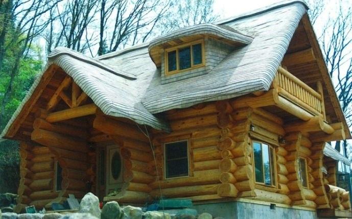 瑞士原木木屋