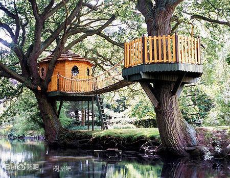 胜大木屋木结构与钢结构的小知识