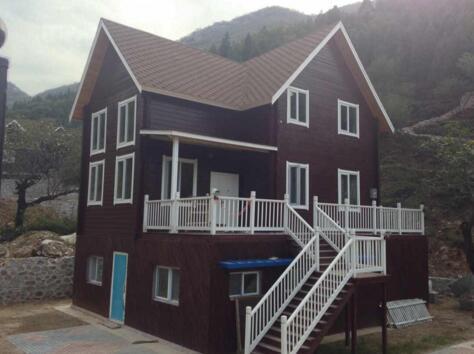 木结构房屋