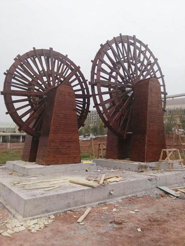 四川仿古建筑厂