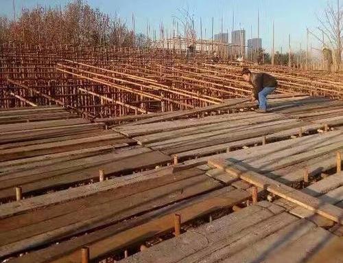 木跳板搭建案例