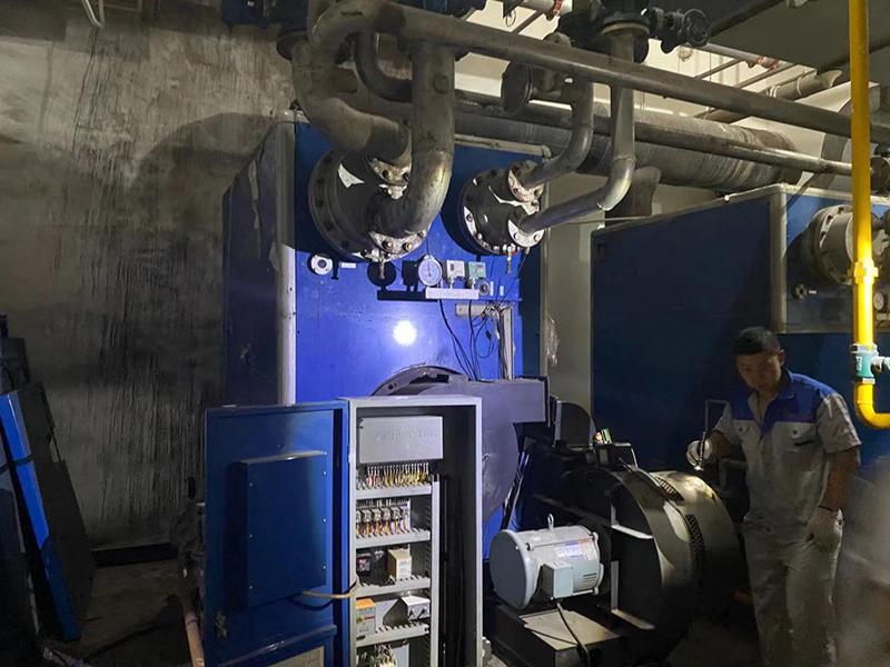 甘肃锅炉低碳改造