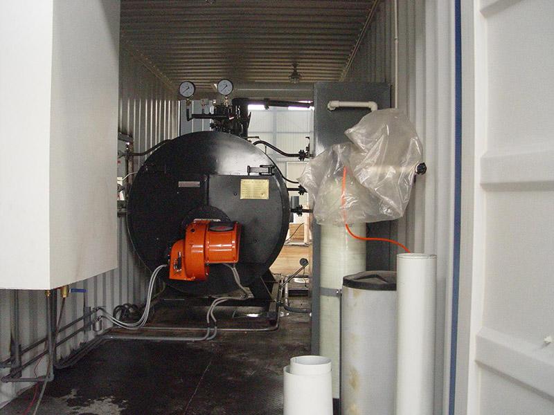 甘肃锅炉安装工程