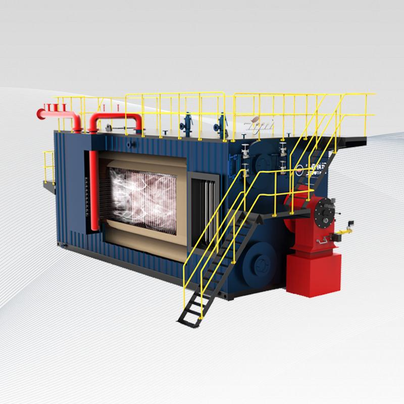 SZS系列过热蒸汽锅炉