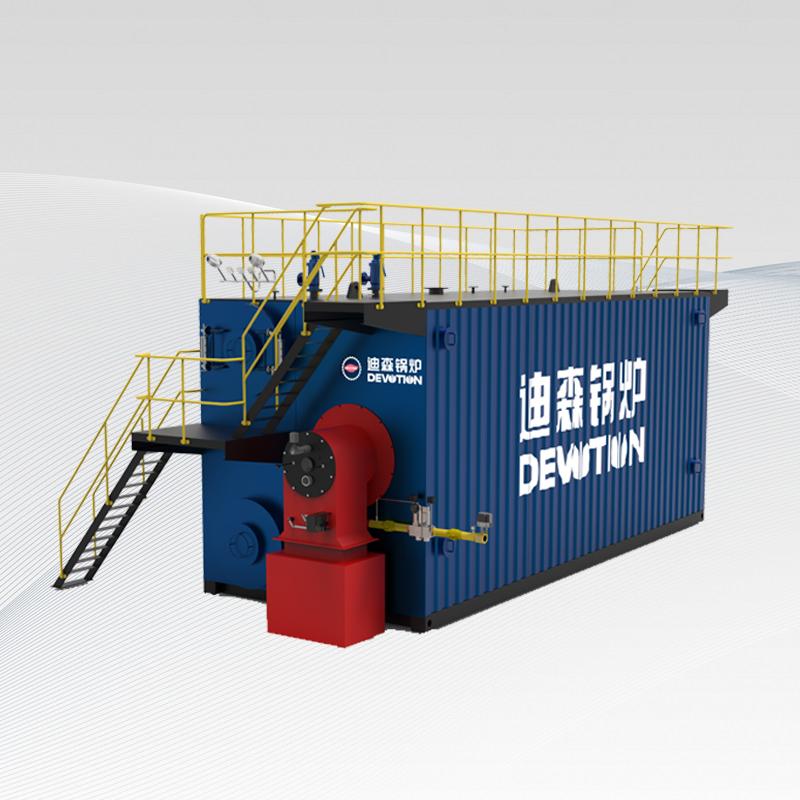 SZS系列水管热水锅炉